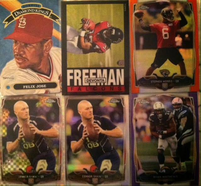 Then some sweet 1990's packs...did I open...you won't know til January ...