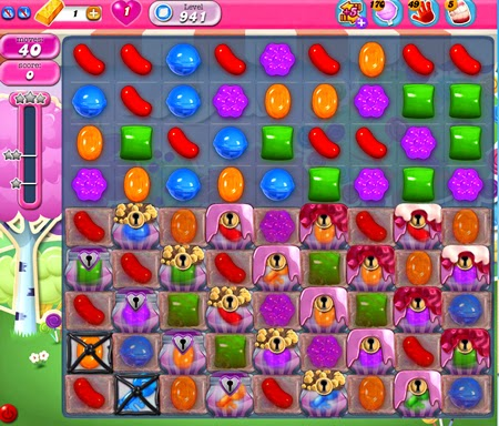 Candy Crush Saga 941