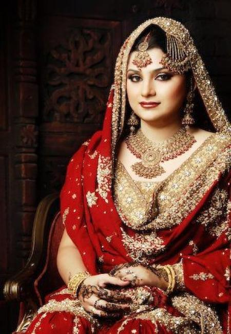 Wedding collections indian wedding dresses indian bridal for Wedding bridal dresses indian