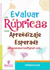 EVALUAR POR RUBRICAS APRENDIZAJES ESPERADOS