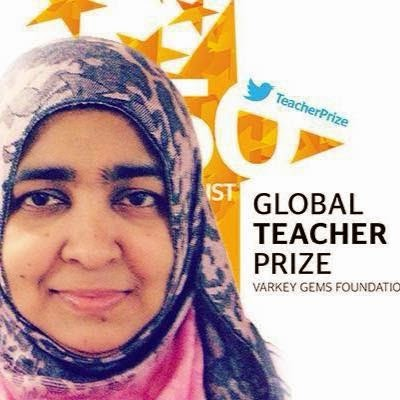Cikgu Yasmin Noorul Tersenarai Dalam 50 Guru Terbaik Di Dunia