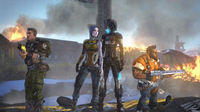 Borderlands 2 - Launch Trailer Background - We Know Gamers