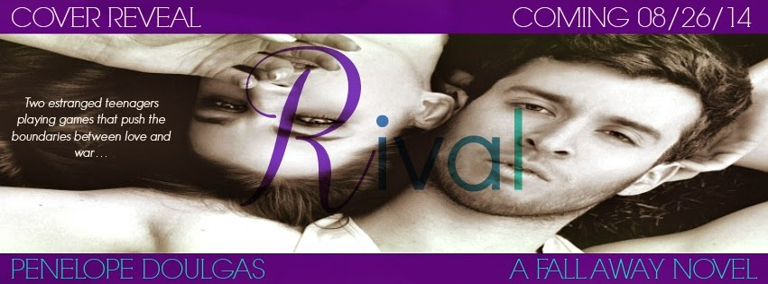 Cover Reveal + Giveaway – Rival by Penelope Douglas