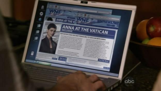 anna vatikán