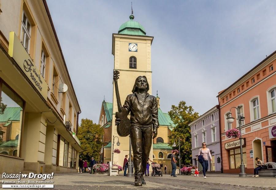 Na spacerze z Tadeuszem Nalepą po Rzeszowie