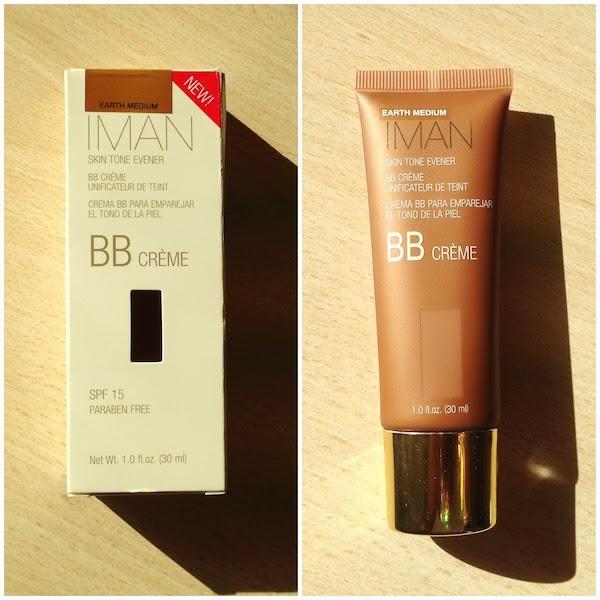 Kết quả hình ảnh cho Iman Cosmetics Skin Tone Evener BB Crème