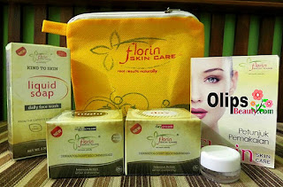Florin paket normal olips beauty