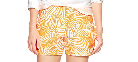 Gap sunkissed printed shorts