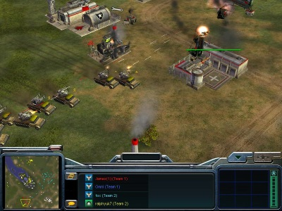 Command & Conquer : Generals Pc