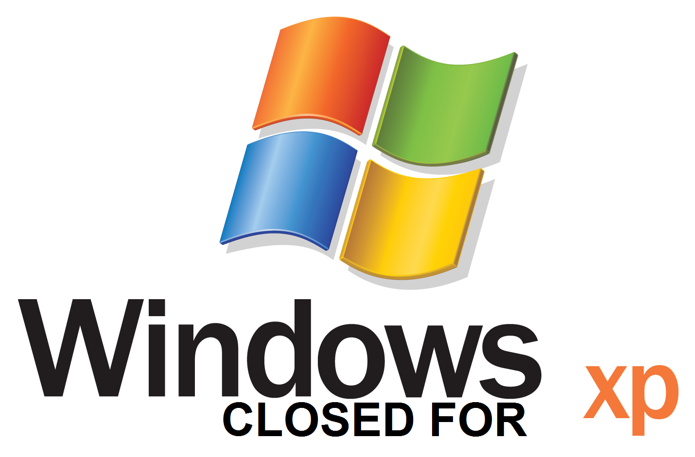 Microsoft ends support and updates for Windows XP