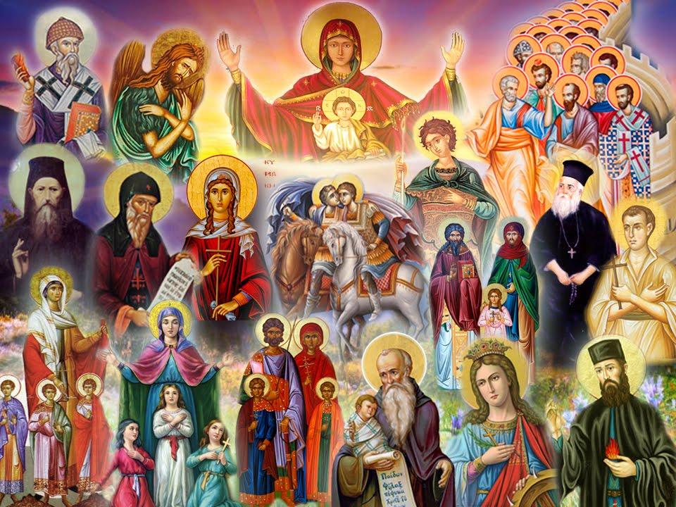 Γνωρίστε τους προστάτες Αγίους της Ενορίας μας