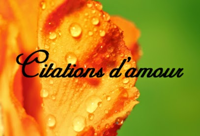 citations d'amour