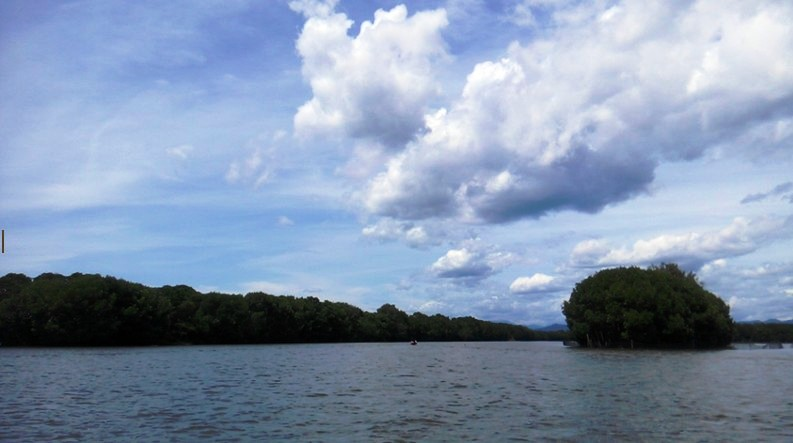 sungai mampie