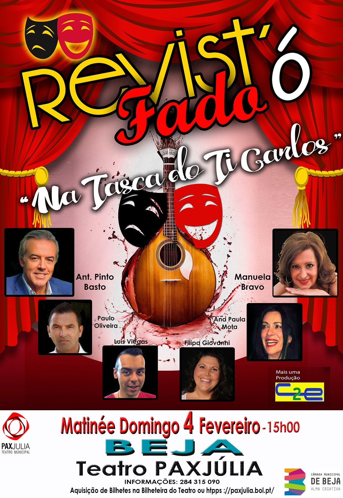 REVIST' Ó FADO - NA TASCA DO TI CARLOS
