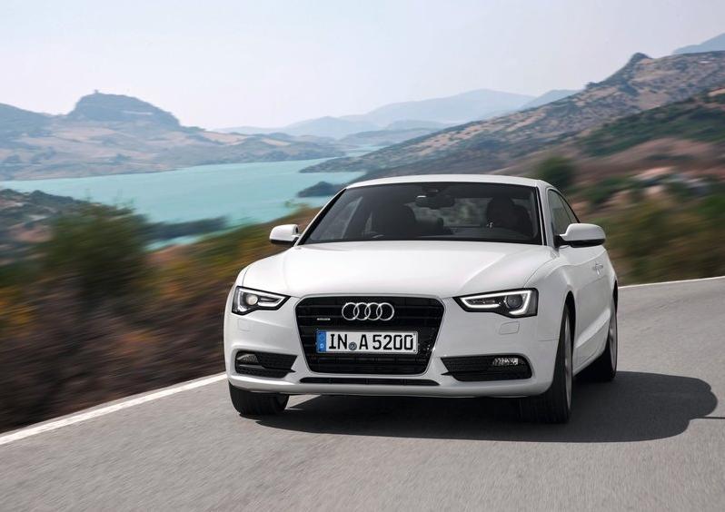 Auto Cars 2012 Audi A5 Coupe