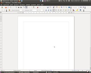 Libre Office az Ubuntun