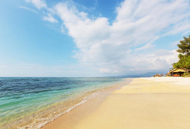 Gili Island Beach