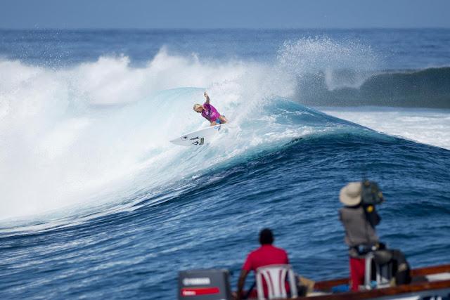 21 Tatiana Weston Webb Fiji Womens Pro Fotos WSL  Stephen Robertson