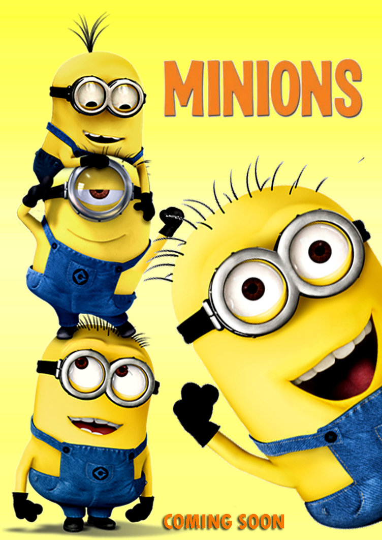 รีวิวหนัง Minions - มินเนี่ยน ครอบครัวตัวเหลือง ตลก และน่ารัก 2015