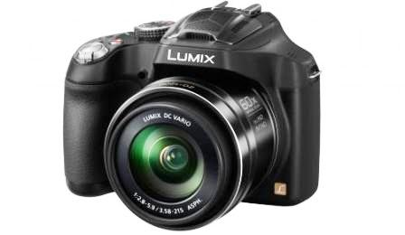 Panasonic Launches Lumix FZ72