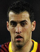Sergio Busquets Biography