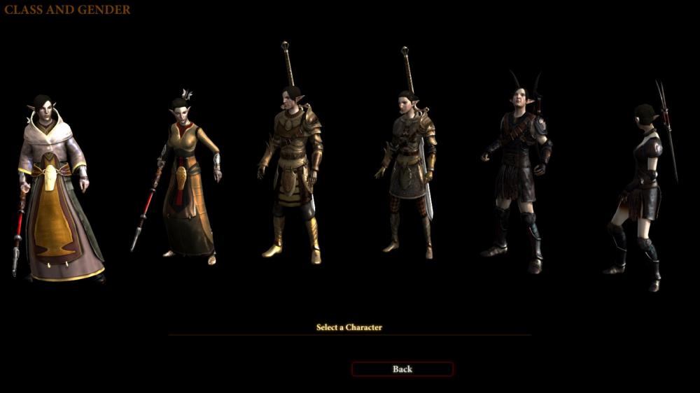 Броня спутников В Dragon Age II игрок не имеет полного контроля