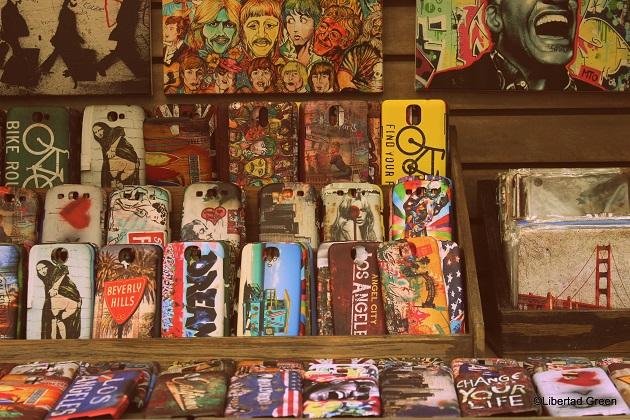 Olvera Street Los Angeles shopping