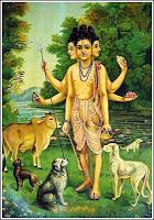 Shree Dattatreya, Lord Dattatreya, Audumbar