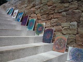 Oficina da Pintura Maluca - Tititi Tatata