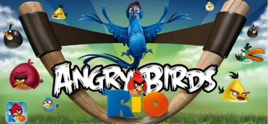 Angry Birds Gratuit - Télécharger Angry Birds Rio Gratuit pour Android