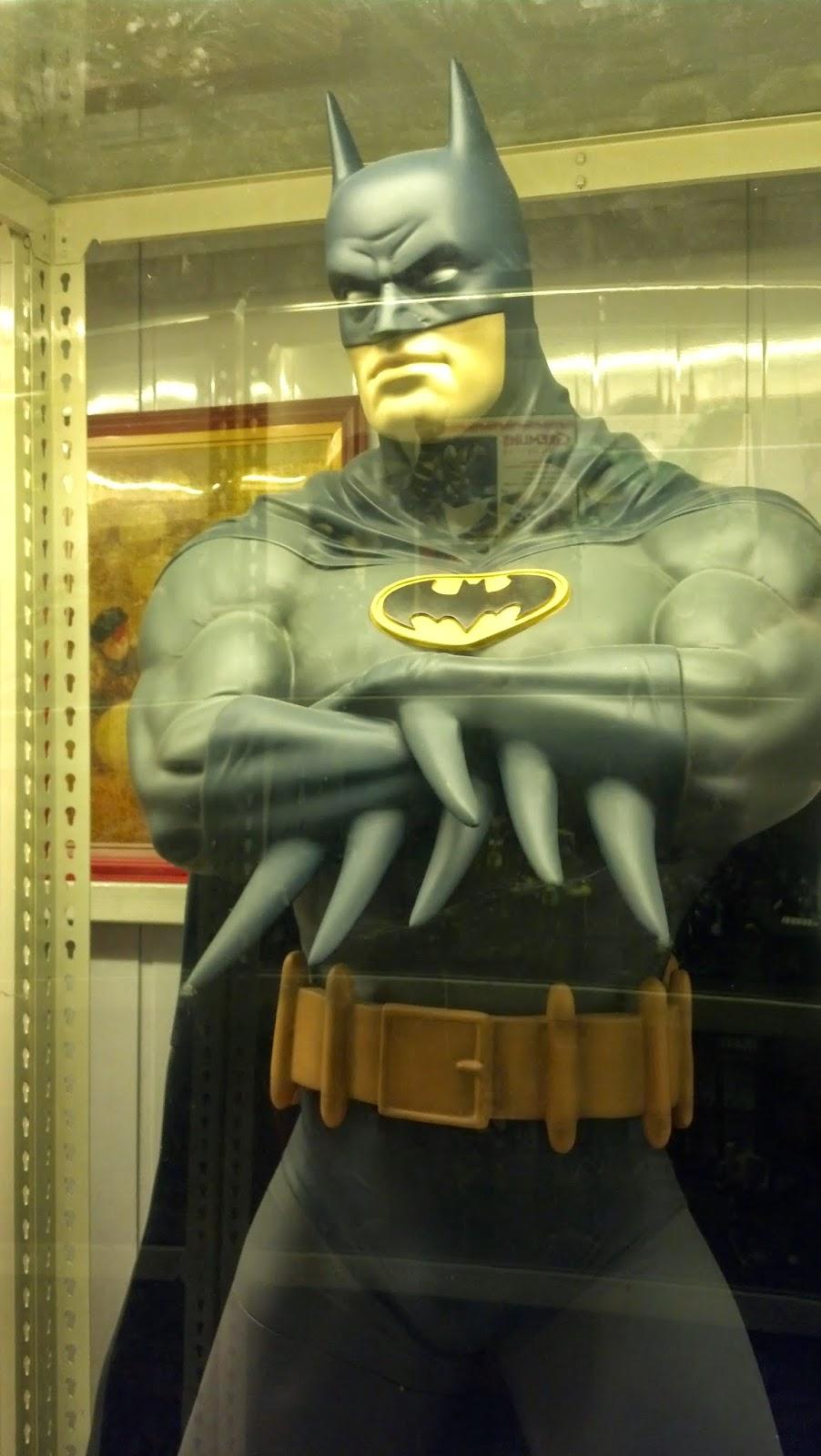 batman,buka minda