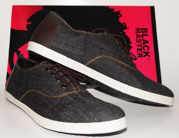 Sepatu Blackmaster Low BM12 Denim