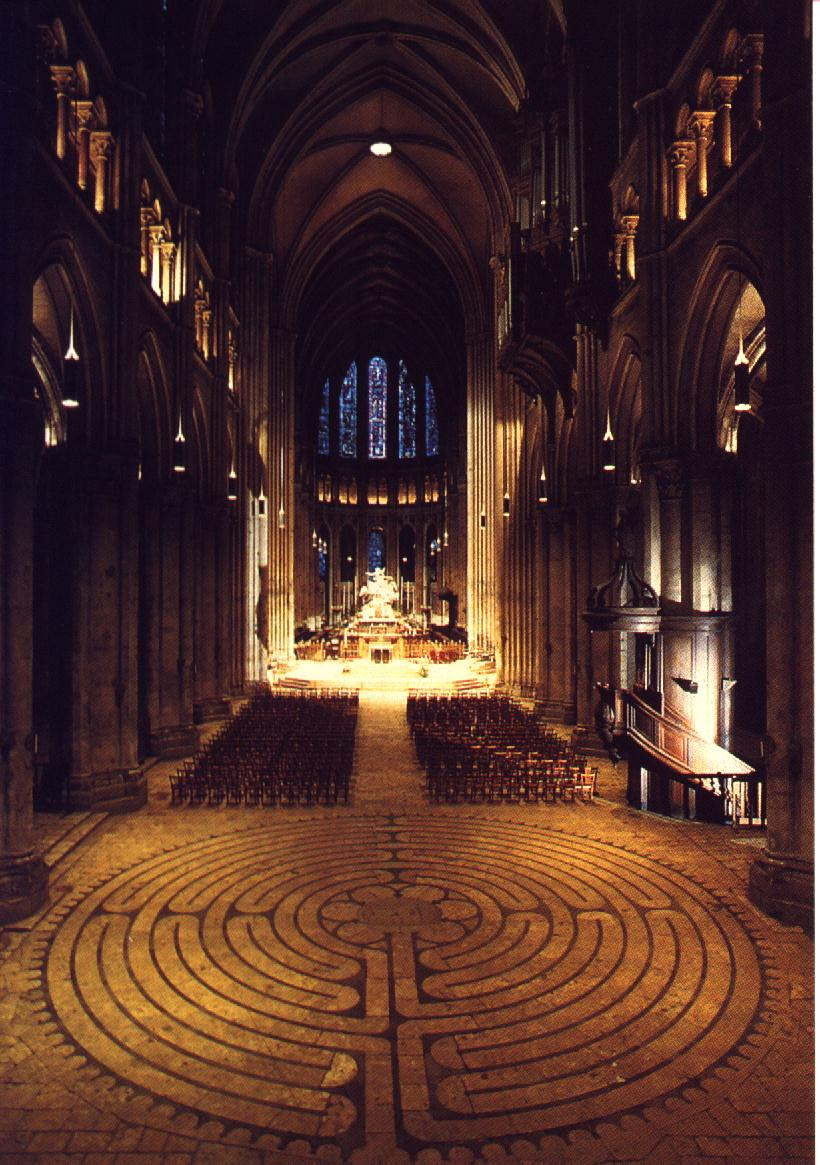 Chartres Labyrinth Tours