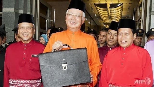 @najibrazak Perutusan Penuh Bajet 2014 Dato Seri Najib Razak #bajet2014