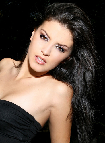 Miss World Albania 2012 Floriana Garo