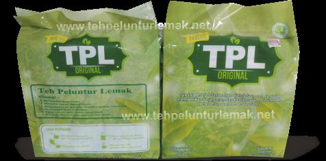 New TPL Original - Teh Peluntur Lemak Asli