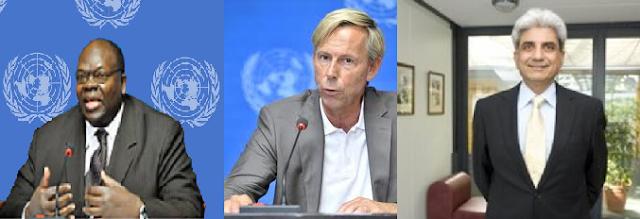 No al Alto Comisionado de DDHH en el Sahara Occidental