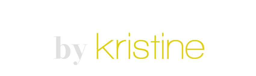 by Kristine