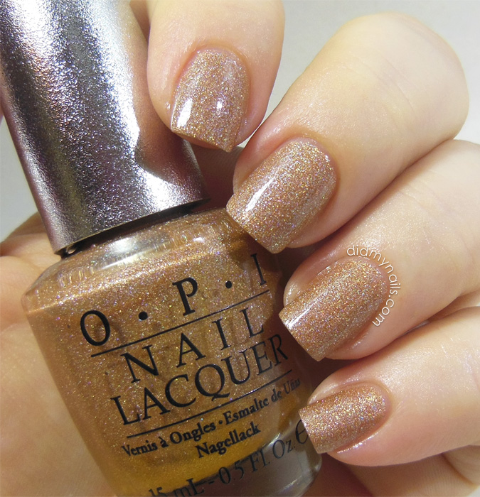 OPI DS Classic swatch