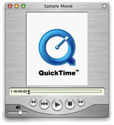 QuickTime Player 7 74 80 86Quicktime Player 7