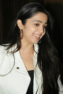 Actress Charmi Kaur Pictures in Jeans at One by Two Movie Celetes 20 Years Event 0058