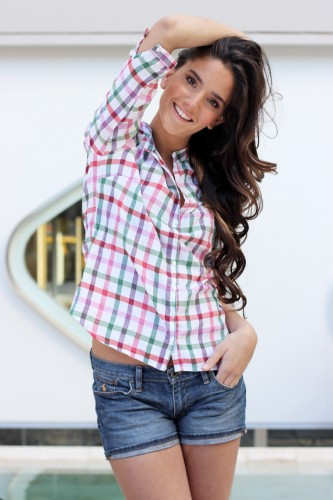Miss Global Teen Argentina 2012 winner Carmen Cuneo Yanzon