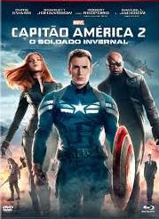 Filme Capitão América 2 O Soldado Invernal Dublado AVI BDRip