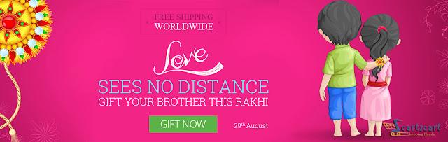Raksha Bandhan offers in cart2cart