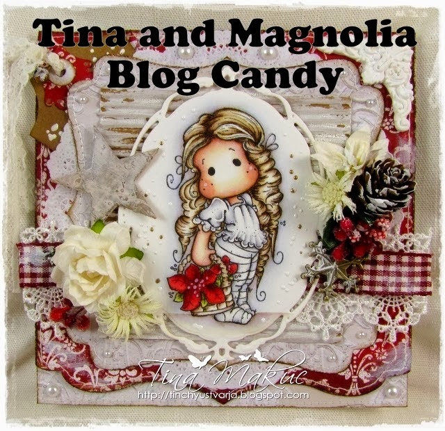 Tina and Magnolia Candy