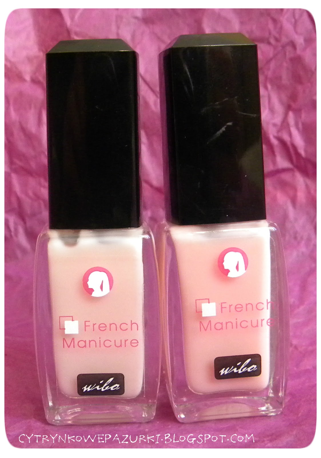wibo extreme nails french manicure nr 2
