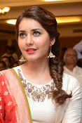 Rashi Khanna photos at Santhosam awards event-thumbnail-2