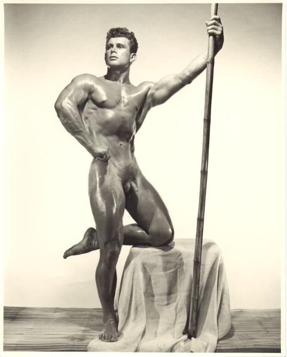 Jack lalanne nude pics