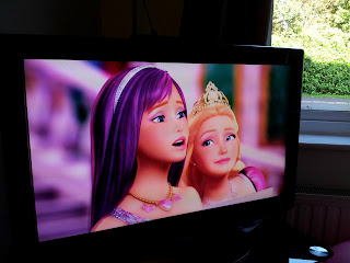 Barbie, Barbie musical, Barbie The Princess and the Popstar