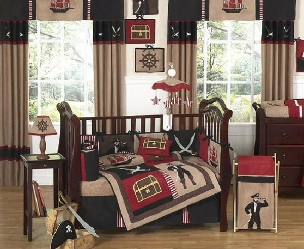 Habitaciones tem ticas para beb dormitorios con estilo for Accesorios habitacion bebe